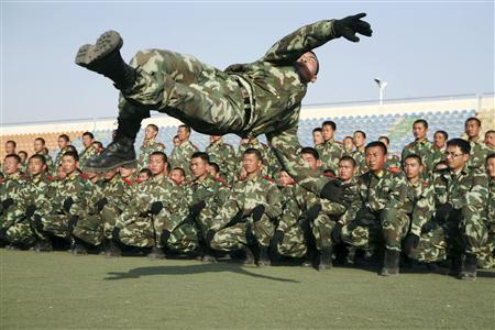 Image militaire goujon militaire